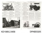 Photograph, black and white, showing The Commercial Motor p316, 5 December 1907