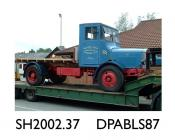 Lorry, Thornycroft Iron Duke lorry