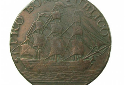 18th century tokens
