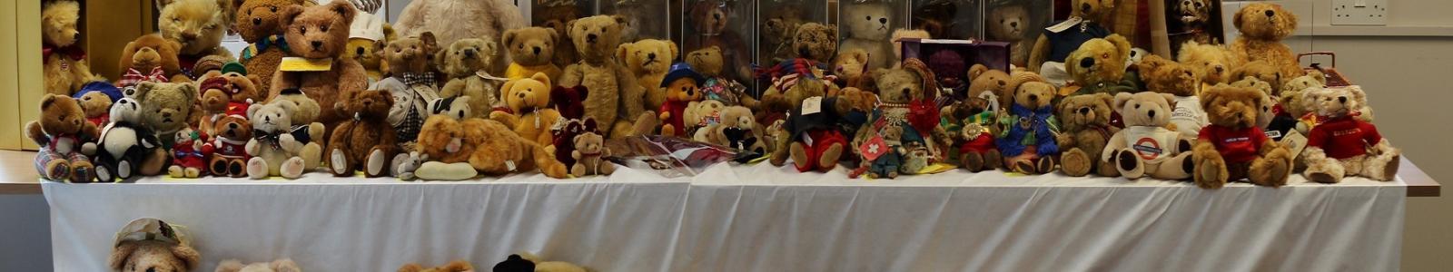 Simpson teddy bears
